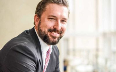 2018 Top Forty Under 40 honoree: Stephen E. Taylor, partner, Oast & Taylor